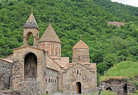 Dadivank-monastery-complex