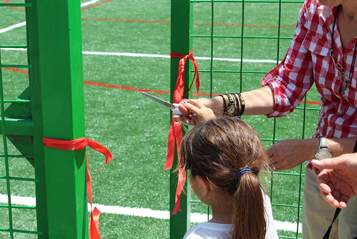 ribbon-cutting